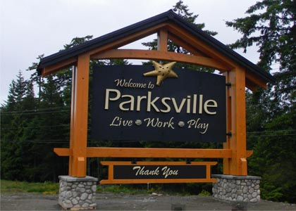 Parksville and Qualicum Venues